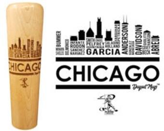 "DUGOUT MUGS™ ""Skyline Series"" - Chicago"