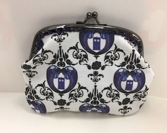 Large Dr Who Coin Purse