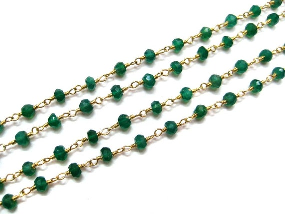 supply gold handmade beaded of craft one diy plated red making strand chain jewelry store bead product silver chains quartz jade