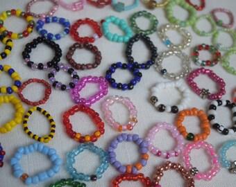 20 for 8 Dollars - Bead Rings