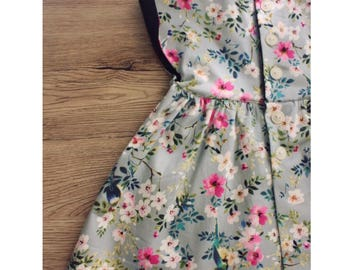 Lola Dress and Bloomers Set