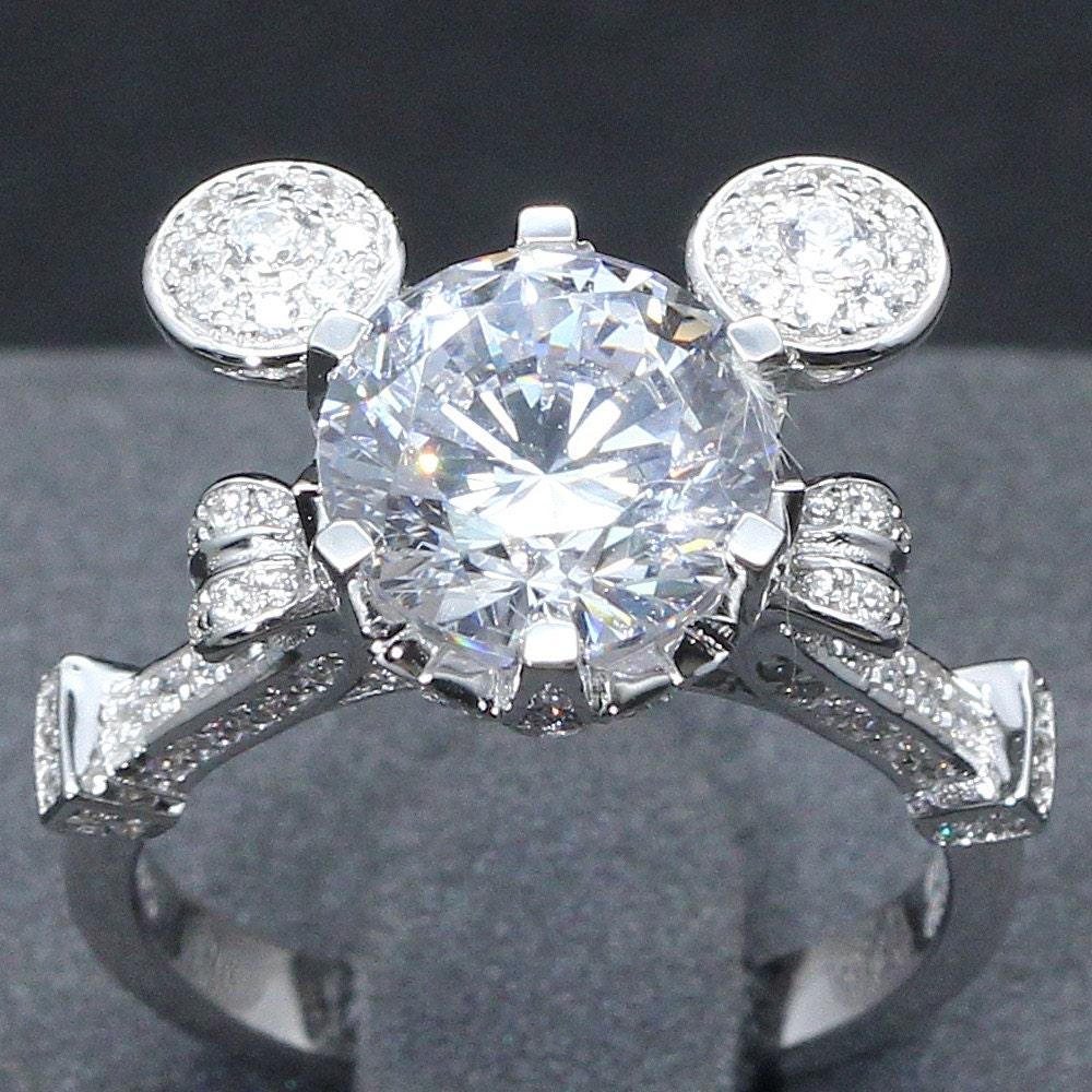 zoom - 3 Carat Wedding Ring