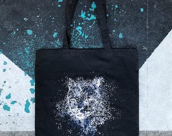 Space Cat Tote