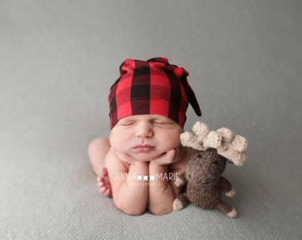 Moose Stuffie - Made To Order