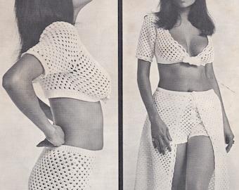 Womens hot pants crochet pattern skirt bolero pants shorts pdf INSTANT download pattern only pdf