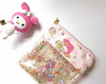 Tiny Treasures Pouch PDF Sewing Pattern - Little Moo Mini's Patterns (Children's Sewing Patterns)