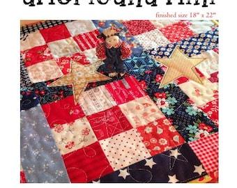 Americana Mini Quilt Pattern by Emily Ann's Kloset PDF
