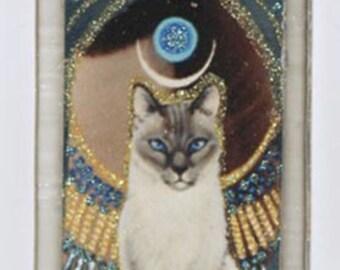Bast's Cat Pendant