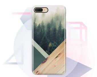 Wood Design iPhone 8 Plus Case iPhone 7 Case for Samsung S6 Edge iPhone 8 iPhone 7 Plus Geometry S8 Case iPhone 6 Case for Samsung S8 MC1611