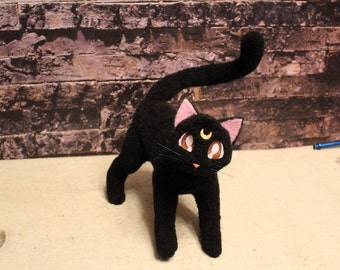 Made to order: Cat Luna from Sailor Moon