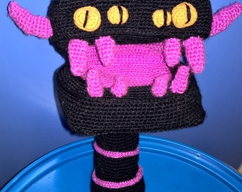 The Negativitron from the Little Big Planet 2