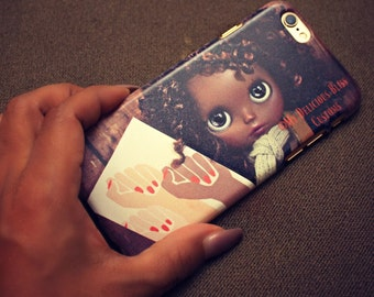 My Delicious Bliss Custom Blythe Doll Cell Phone Case for iPhone 6/6s