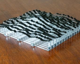 Geo Slice — Mt. Rainier