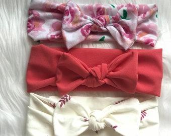 Spring colors headbands