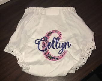 Applique Bloomers