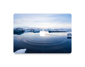 Macbook Decal Nature, Macbook Sticker Landscape, Macbook Skin Landscape, Macbook Pro Decal, Laptop Skin Nature, Macbook Skin Nature, Gift