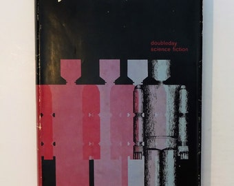1950 I, ROBOT by Isaac Asimov with Dust Jacket, Book Club Edition