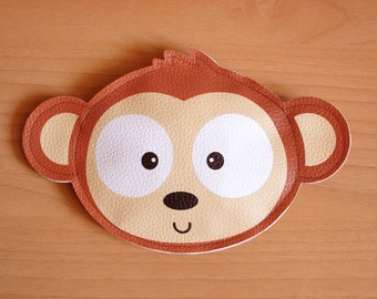 Sambi The Monkey -Purse-