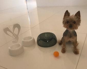 GlassPaw Pet Bowls - Small