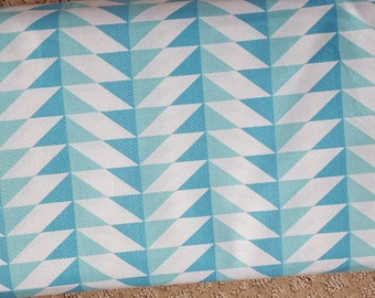 Sale!! Arrowhead Aegean Blue Fabric by Joel Dewberry Modernist Collection Fabric by the Yard