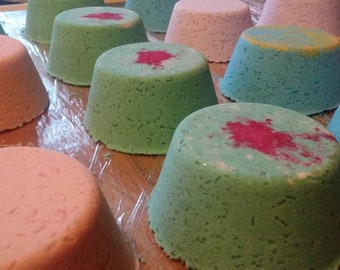 Floral Collection Bath Bombs