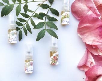 Natural Perfume Samples
