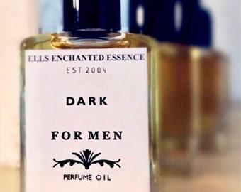 Mens Perfume Oil Custom Blend High Concentration