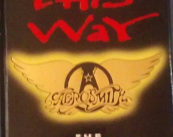 Walk This Way - The Autobiography Of Aerosmith