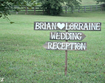 Wedding Reception Sign, Wedding Reception Decor, Wedding Reception Decorations, Rustic Wedding Signage, Rustic Wood Wedding Signs, Outdoor