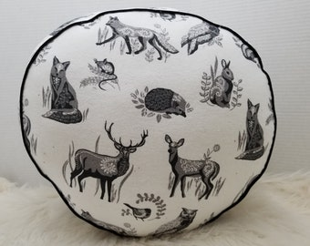 Forest Animal Stool