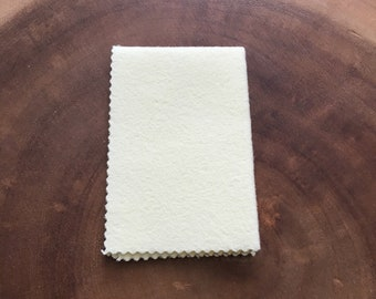 Polishing Cloth, Sterling Silver Polishing Cloth, Jewelry Cleaner, Jewelry Cleaning Wipes, Polish Pads, Jewelry Polish Pads