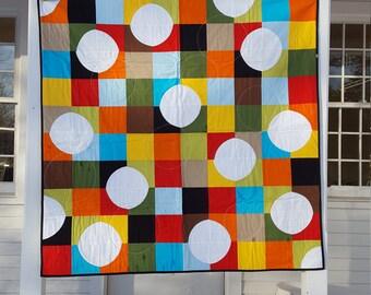 Color Block Quilt
