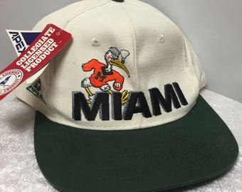 Vintage Miami Cap