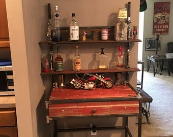 liquor furniture newport atg cabinet expandable of crosley at bar best
