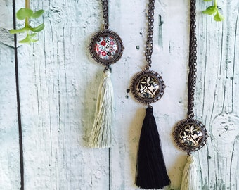 Nice Vintage Time necklace
