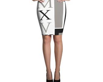 Pencil Skirt g