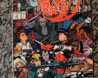 Double Dragon Issue 2