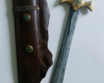 Xena's sword&sheath (to order)