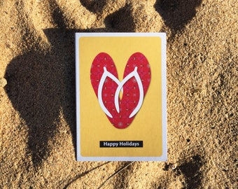 Happy Holidays | Quirky Graphics Greeting Card