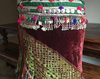 Tribal Belly Dance Kuchi/Afghani Textile