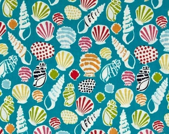 Shells blend fabric patchwork fabric