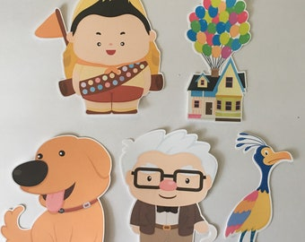 Up theme Party Cut Outs Set Of 5
