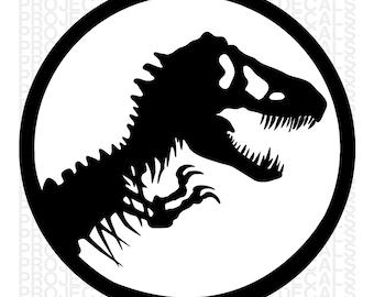 T-Rex Jurassic Park Jurassic World