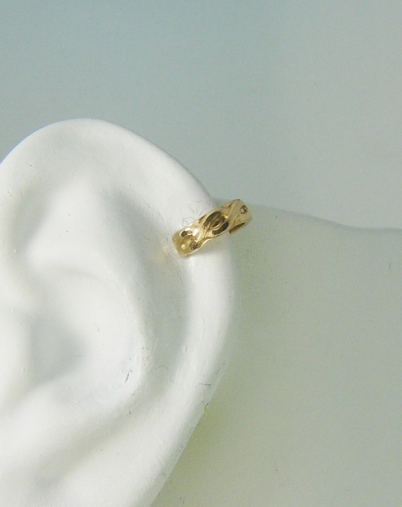 Post pierced cartilage helix hoop hex piercing conch earring for Helix piercing jewelry canada