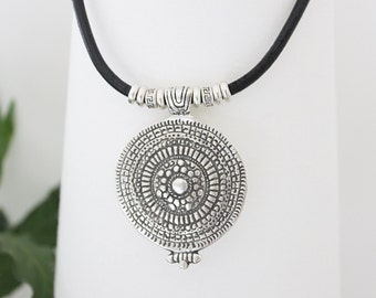 BOHO NECKLACE, bohemian jewelry, hippy jewelry, BOHEMIAN necklace, boho necklace, silver jewelry, fashion jewelry, ethnic jewelry, boho chic