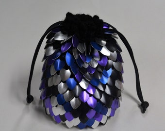 Chaos Dice bag of Holding in Dragonhide Scalemail