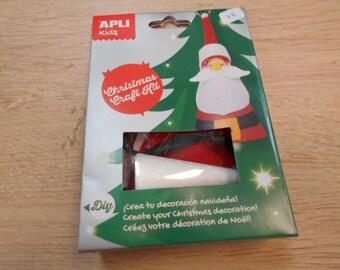 1 kit om een Santa Claus