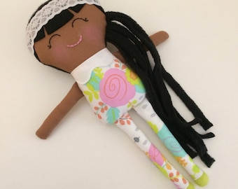 Simone - Handmade Doll