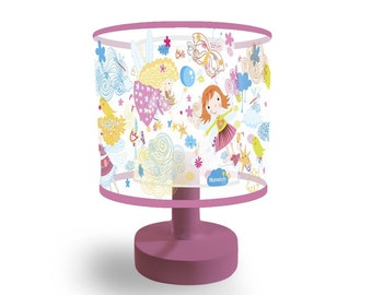 Good Marmelada Lights Flying Fairies 3D In The Meadow LED Lamp Shade Hand Made  Story Nursery For Photo Gallery