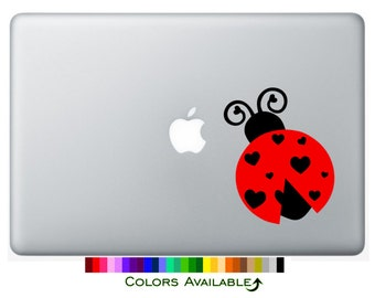 Lovebug Laptop Decal